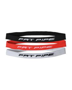 Fat Pipe Haarband Andre 3-pack