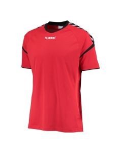 Hummel Auth. Charge SS Poly Jersey - unihockeycenter.ch