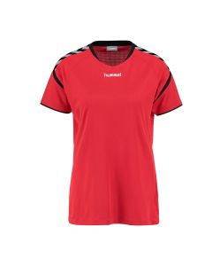 Hummel Auth. Charge SS Poly Jersey Women - unihockeycenter.ch