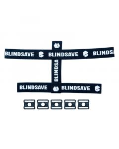 Blindsave Goalie Maske Straps & Buckles
