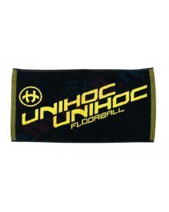 Unihoc Handtuch schwarz