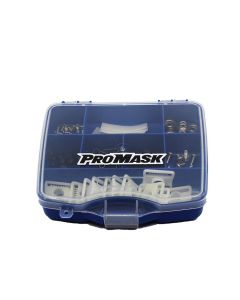 Pro Mask Spare Part Box - unihockeycenter.ch