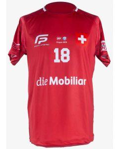 Schweizer National Shirt - unihockeycenter.ch