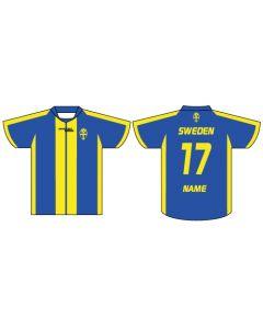Unihockeycenter.ch Shirt Sweden