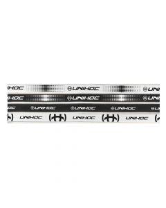 Unihoc Haarband 4-Pack schwarz/weiss - unihockeycenter.ch