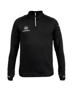Unihoc T-Shirt TECHNIC longsleeve schwarz - unihockeycenter.ch