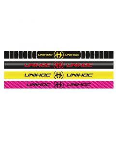 Unihoc Haarband Kit Elastica 4-Pack neon - unihockeycenter.ch