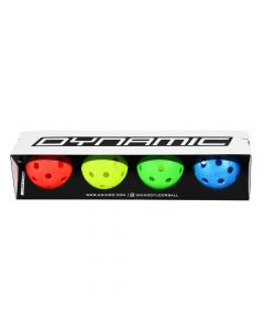 Unihoc Ball Dynamic 4-Pack
