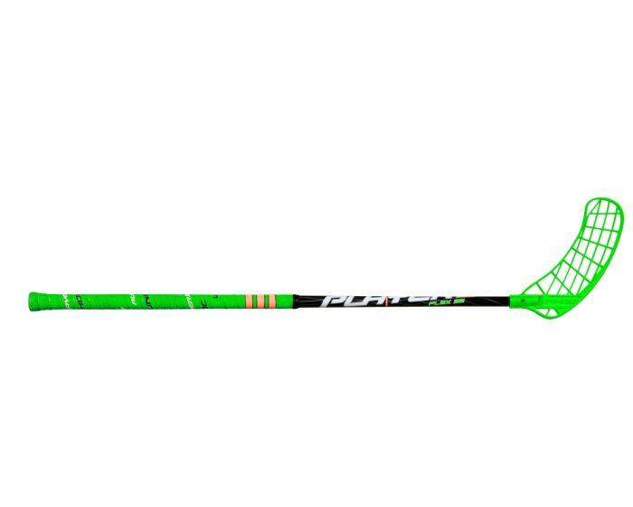 Unihoc PLAYER III 32 neon green - unihockeycenter.ch