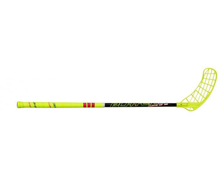 Unihoc PLAYER III Curve 1.5 35 neon yellow