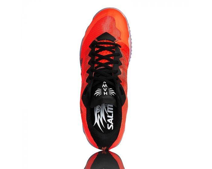 Salming Hawk Schuh rot oben