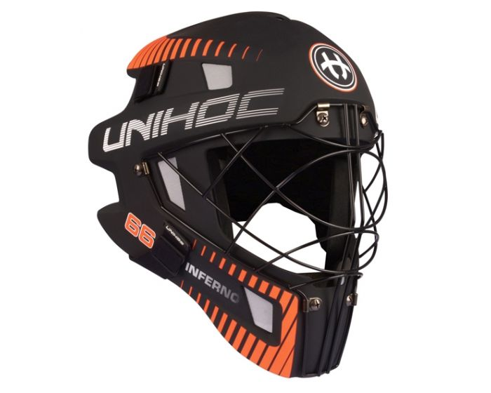 Unihoc Inferno 66 Goaliemaske