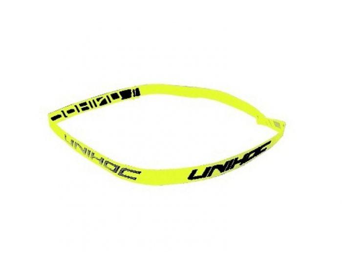 Unihoc Hairband neon Yellow - unihockeycenter.ch