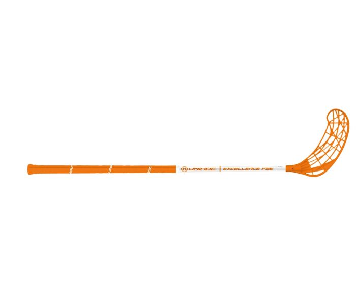 Unihoc EXCELLENCE 35 orange/weiss 20/21