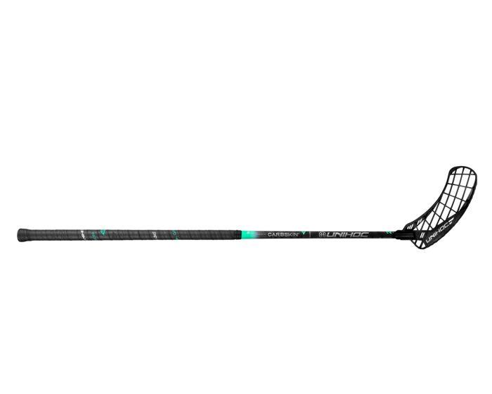 Unihoc EPIC CARBSKIN 26 schwarz/grün 18/19