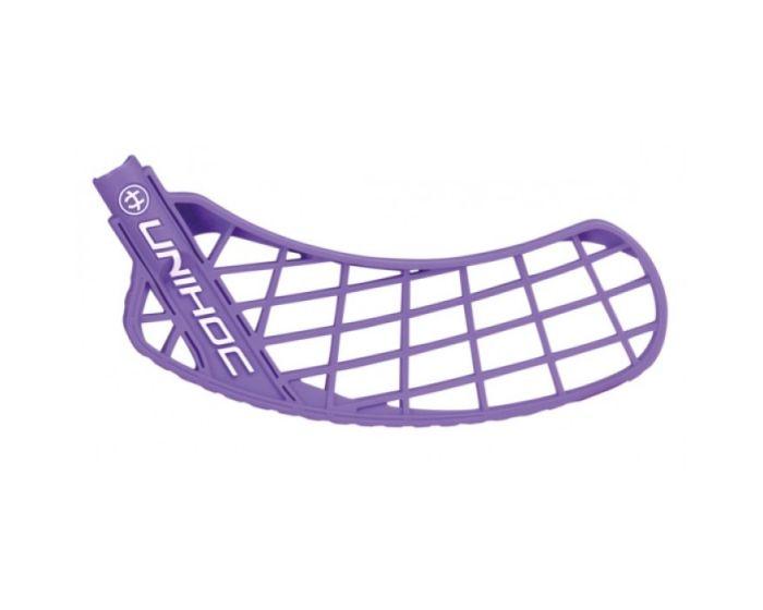 Unihoc Sonic Schaufel purple medium