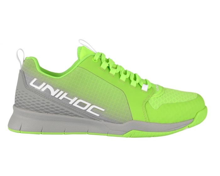Unihoc U4 STL LowCut grün/grau