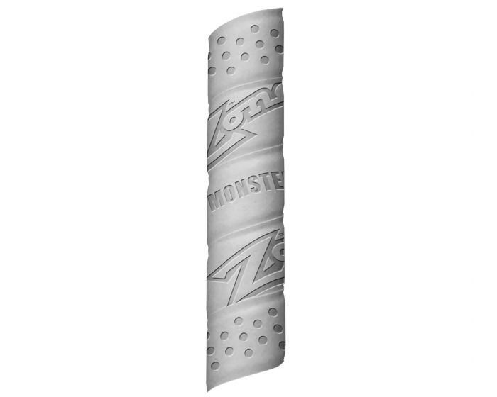 Monster Grip silber