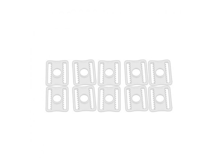 ProMask Buckles weiss