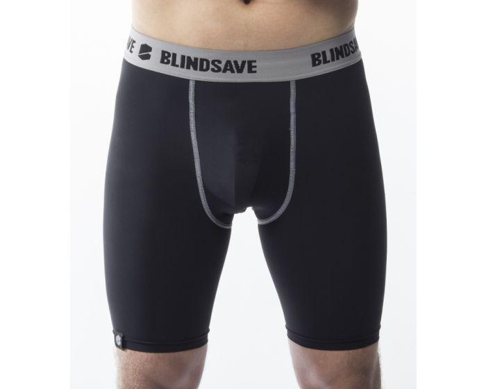 Blindsave Compression Tiefschutz front