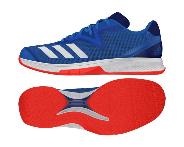 Adidas Counterblast Exadic blue/ solar red