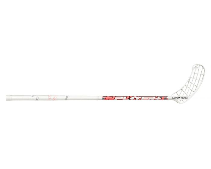 Unihoc PLAYER+ Top Light II 29 weiss/coral