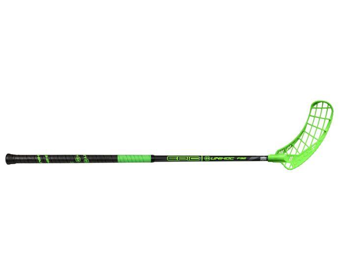 Unihoc EPIC 32 schwarz/neon grün