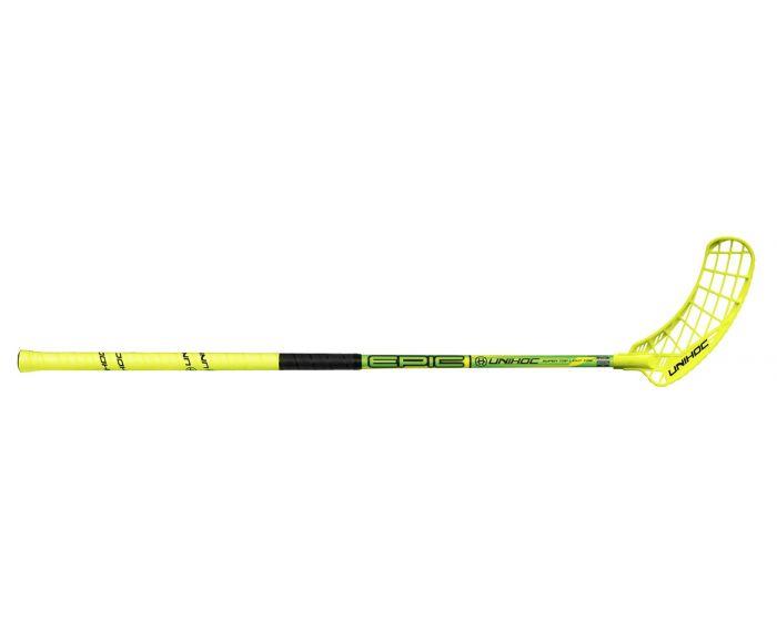 Unihoc EPIC STL 26 neon gelb/lime