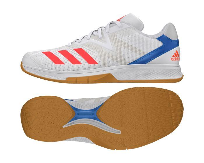 Adidas Counterblast Exadic white / solar red /blue