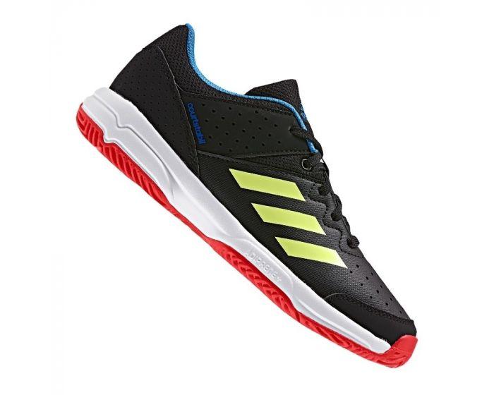 Adidas Court Stabil Junior schwarz