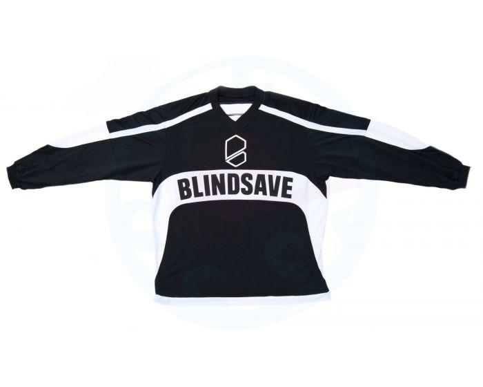 Blindsave Goaliepullover schwarz
