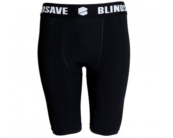 Blindsave Shorts schwarz