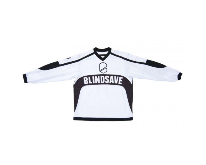 Blindsave Goaliepullover weiss