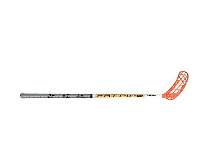 Fat Pipe Original Bow 27 orange / weiss - unihockeycenter.ch