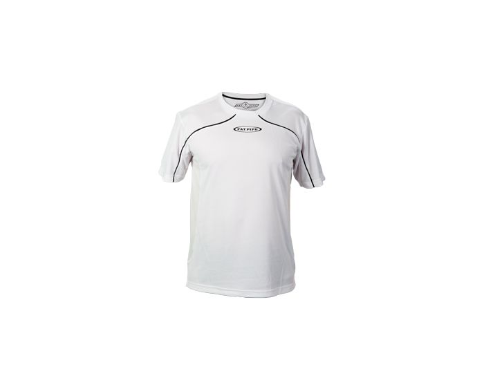 Fat Pipe Player Shirt weiss