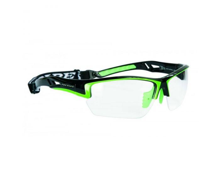 Fat Pipe Schutzbrillen Protective Set Junior grün