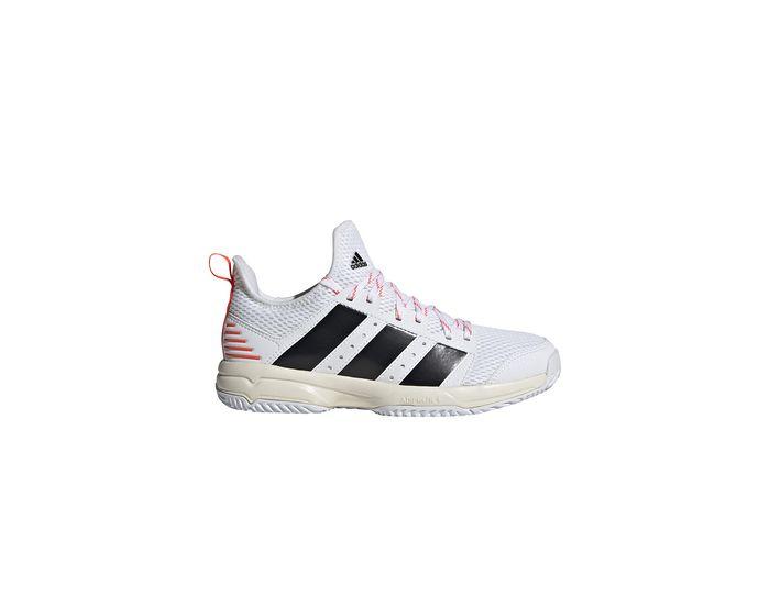 FZ4655-Adidas-Hallenschuhe-Kinder-weiss-schwarz-seite
