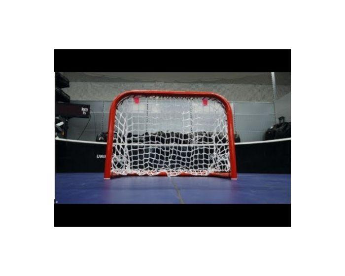 Mini Unihockey Tor klappbar - unihockeycenter.ch