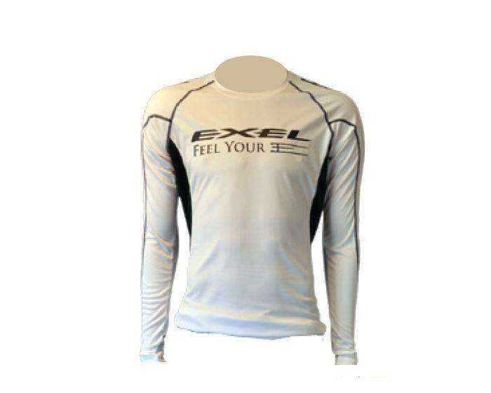 Exel Longsleeve Trainings-Shirt Exel