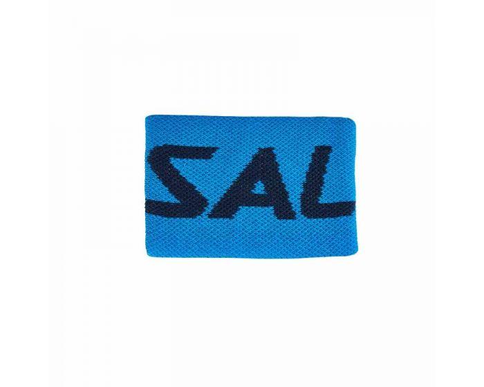Salming Wristband Mid blau/schwarz