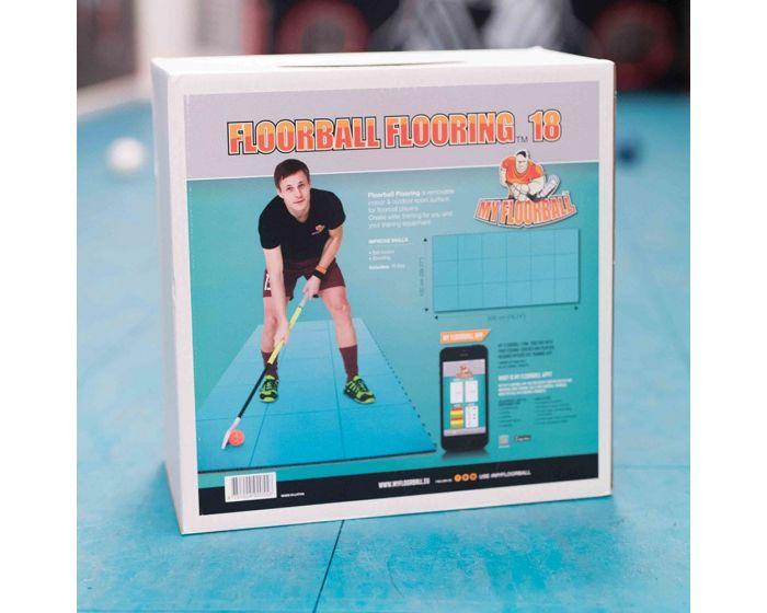 MyFloorball Puzzle Flooring  - unihockeycenter.ch