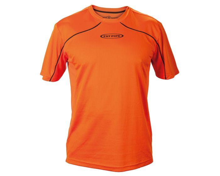Fat Pipe Player Shirt orange