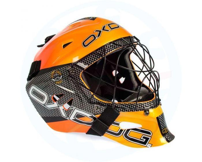 Oxdog Tour Goaliemaske orange