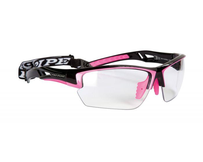 Fat Pipe Schutzbrillen Protective Set Junior pink