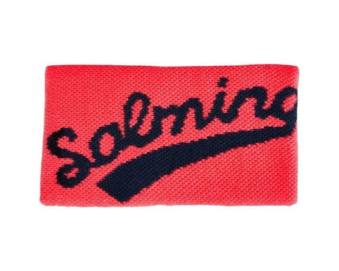 salming schweissband lang pink schwarz