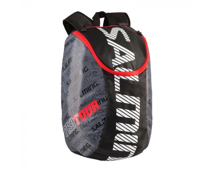 Salming Team Backpack schwarz -rot