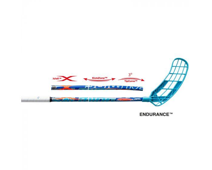 Salming Q1 X-Schaft  KickZone TipCurve 3dg Junior 16/17 Technologie