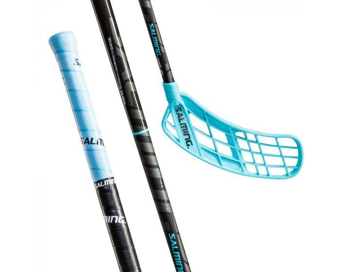 Salming Q3 CC 32 Junior Unihockey Stock  Zoom