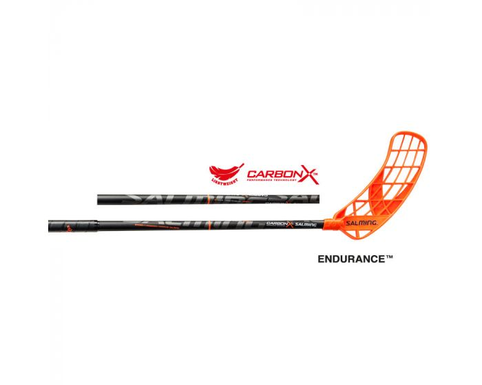 Salming Q5 CarbonX 16/17 Unihockey Stock Technologie