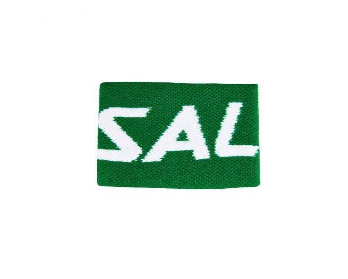 Salming Wristband Mid grün/weiss